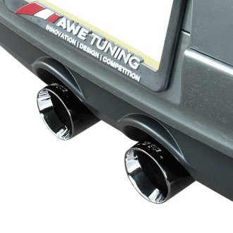 AWE Tuning® - Dual Outlet Bumper Conversion Kit