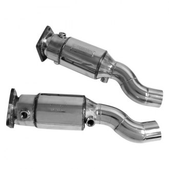 AWE Tuning® - 304 SS Performance Exhaust System with Quad Rear Exit
