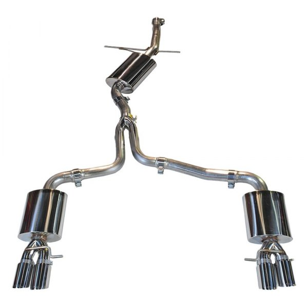 AWE Tuning® - Touring Edition™ 304 SS Cat-Back Exhaust System
