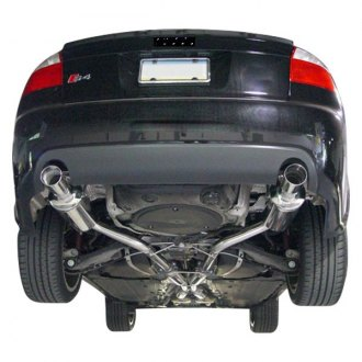 AWE Tuning® - Track Edition™ 304 SS Cat-Back Exhaust System with Split Rear Exit