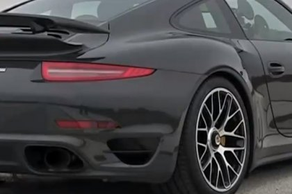 Porsche 991 Turbo-S (Full HD)