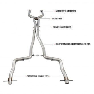 AWE Tuning® - Track Edition™ Exhaust System