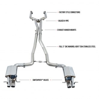 AWE Tuning® - SwitchPath™ Exhaust System