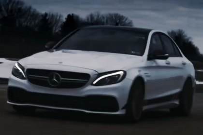 AWE Tuning® Benz Line (HD)
