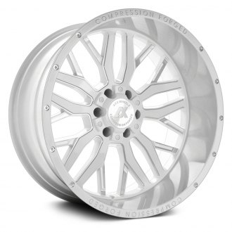 AXE® - AX1.3 Compression Forged Gloss White with Milled Accents