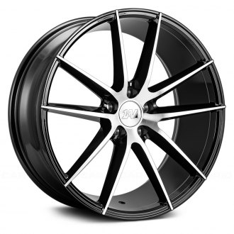 1AV® - ZX7 Gloss Black with Polished Face