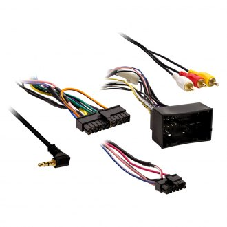 Axxess® - ADBOX Aftermarket Stereo Installation Harness