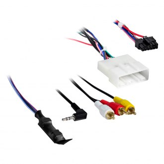 ax nis24swc 6v_6 2017 nissan altima oe wiring harnesses & stereo adapters at carid com Universal Wiring Harness Diagram at mifinder.co