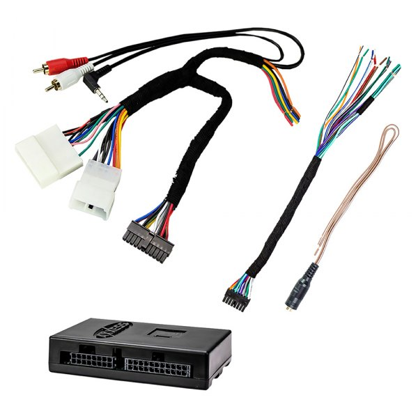 axxess interface wiring diagram tundra axxess® - toyota venza 2013-2014 radio replacement ...