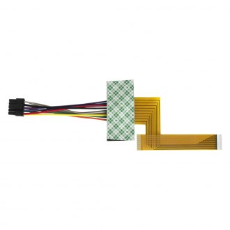 buick rendezvous oe wiring harnesses & stereo adapters carid com Metra Wiring Harness Buick Rendezvous axxess� backup camera rgb interface harness metra wiring harness buick rendezvous