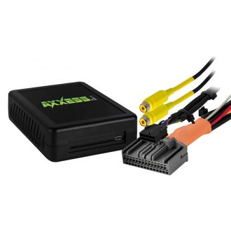 Axxess® - Programmable Backup Camera RGB Interface