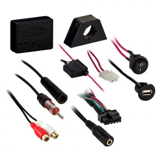 Axxess® - Bluetooth Streaming Music Car Kit for Factory Radios
