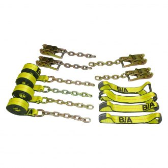 Ba Products® - Roll Back Tie-Down System with Ends
