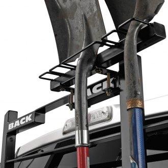 nissan frontier headache racks louvers ladder rack. Black Bedroom Furniture Sets. Home Design Ideas