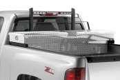 BackRack® - Back Rack Tool Box Mount Cab Guard