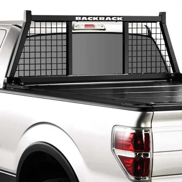 Backrack Ford F 350 Super Duty With Flush Mount Tonneau Cover