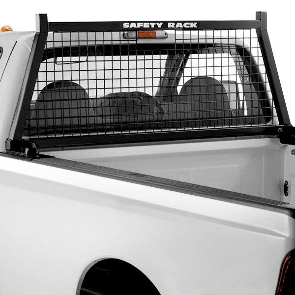 Safety Rack Standard Mount Cab Guard on 1999 Dodge Ram 1500 Headache Rack
