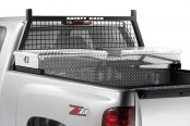 BackRack® - Safety Rack Tool Box Mount Cab Guard