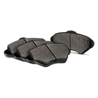 Baer® - Sport Ceramic Decela Rear Brake Pads