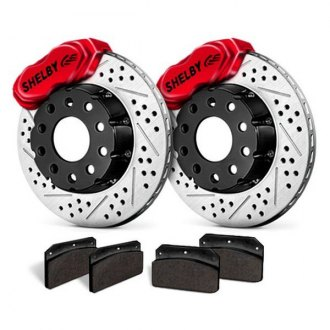 Baer® - SS4 Plus Deep Stage Rear Brake System