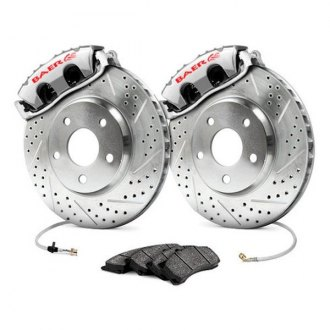 Baer® - GT Drilled and Slotted Brake System