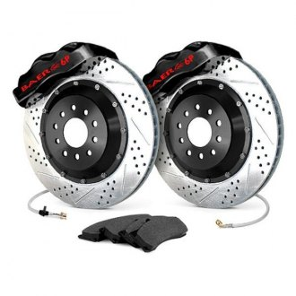 Baer® - Pro Plus Rear Brake System