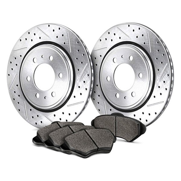 Chevy Suburban 1500 2008-2013 Sport Drilled And