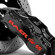 Bear® - Extreme Plus Brake System Black