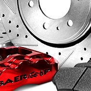 Bear® - Replacement Brake Rotors