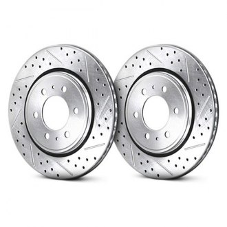 Baer® - Sport Decela Brake Rotors