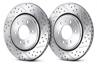 Image may not reflect your exact vehicle! Baer® - Sport Decela Front Rotors