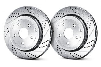 Baer® - Sport Rear Decela Rotors