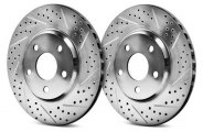 Baer� - EradiSpeed Plus 1 Rear Rotors