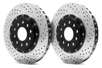 Baer® - EradiSpeed Plus Front Rotors
