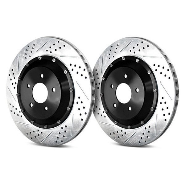 Baer® - EradiSpeed Plus 2 Rotors
