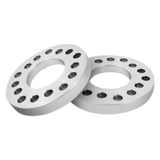 Baer® - Polished Billet Aluminum Wheel Spacer