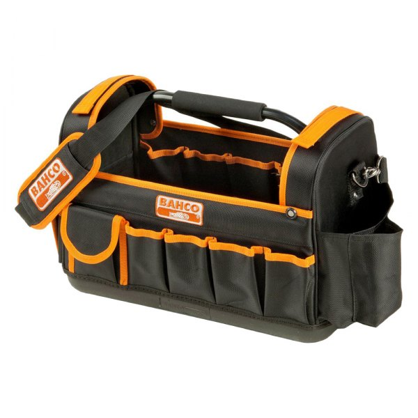 bahco 174 3100tb side open top tool bag