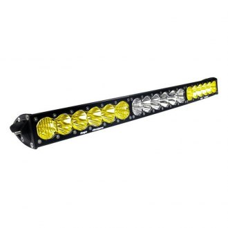 "Baja Designs® - OnX6™ Arc Dual Control Curved Driving/Combo Beam Amber/White LED Light Bar (30"", 40"", 50"", 60"")"