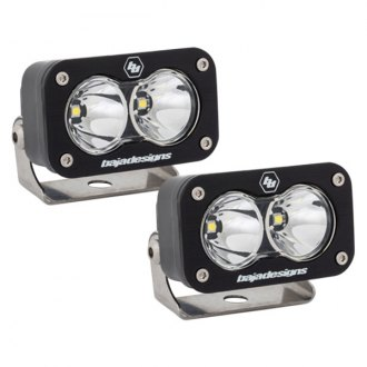 "Baja Designs® - S2 Sport™ 3""x2"" 12W Rectangular LED Lights"