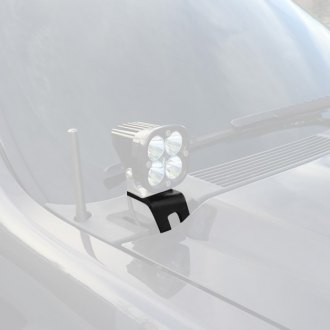 Baja Designs® - Hood Hinge Mounts for Squadron™, XL Sport™, S2™ Series Lights