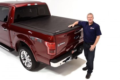 BAK® Revolver X2 Hard Rolling Tonneau Cover Features (Full HD)