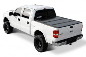 Image may not reflect your exact vehicle! BAK® - BakFlip Folding Tonneau Cover, Closed