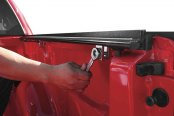BAK® - BAKFlip G2 Folding Tonneau Cover, Clamp On Rail System
