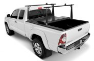 BAK� - BakFlip Folding Tonneau Cover with Rack System