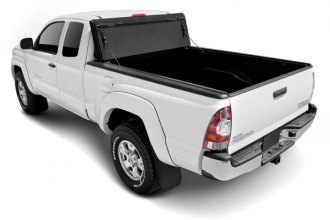 Image may not reflect your exact vehicle! BAK� - BakFlip Folding Tonneau Cover, Open