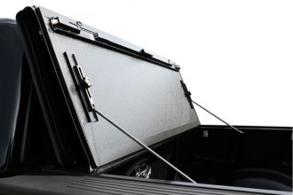 BAK� - BakFlip Folding Tonneau Cover, Panels Locked Forward