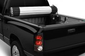 Image may not reflect your exact vehicle! BAK® - Roll-X Tonneau Cover, Open