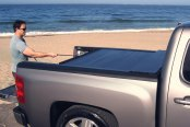 Image may not reflect your exact vehicle! BAK® - RollBak G2 Retractable Tonneau Cover