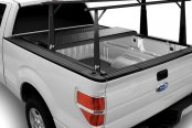 BAK® - BAKFlip CS-F1 Folding Tonneau Cover, Mid Open