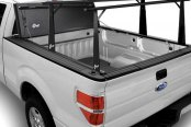 BAK® - BAKFlip CS-F1 Folding Tonneau Cover, Open